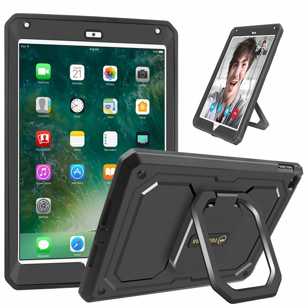 for ipad 9 7 inch 2018 2017 case ipad air 2 case grip. Black Bedroom Furniture Sets. Home Design Ideas