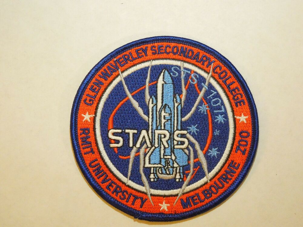 space shuttle columbia mission patch - photo #37