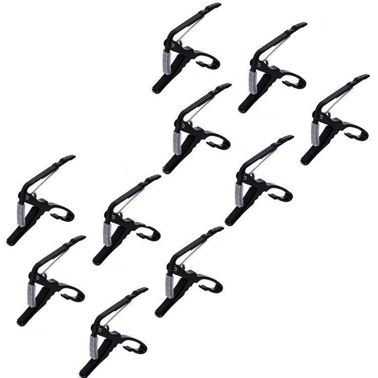 guitar capo clamp black for acoustic electric guitar