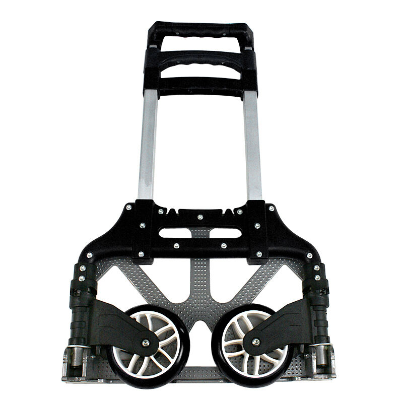 Aluminum Hand Truck Dolly Amp Utility Cart Heavy Duty