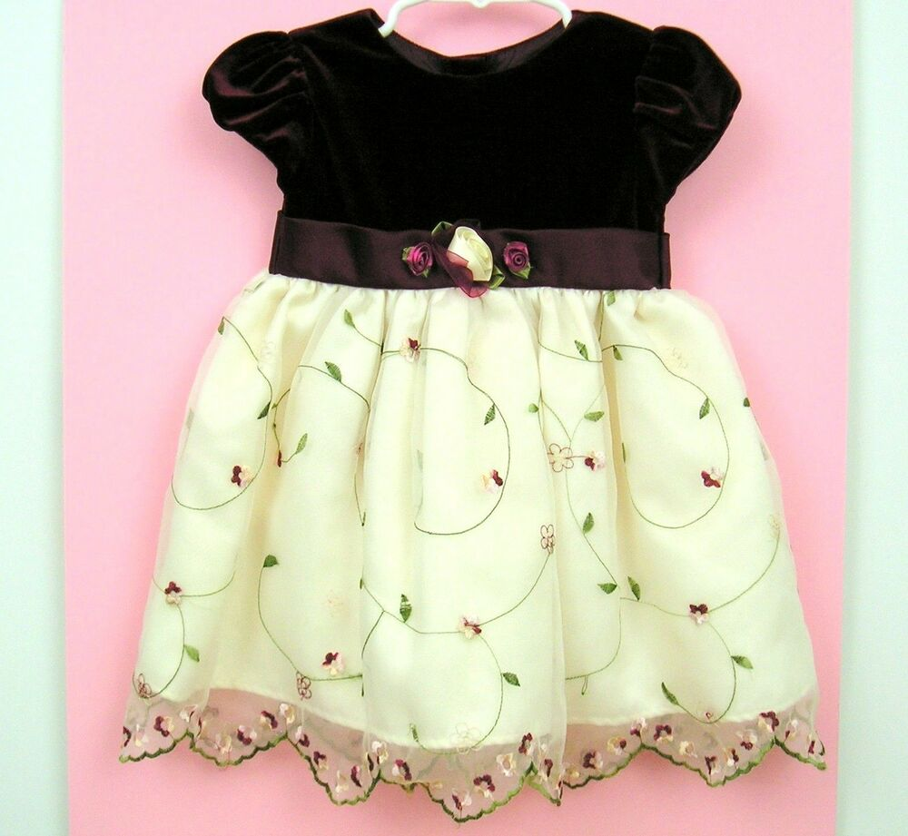 Fancy Baby Girl Dress Shoes