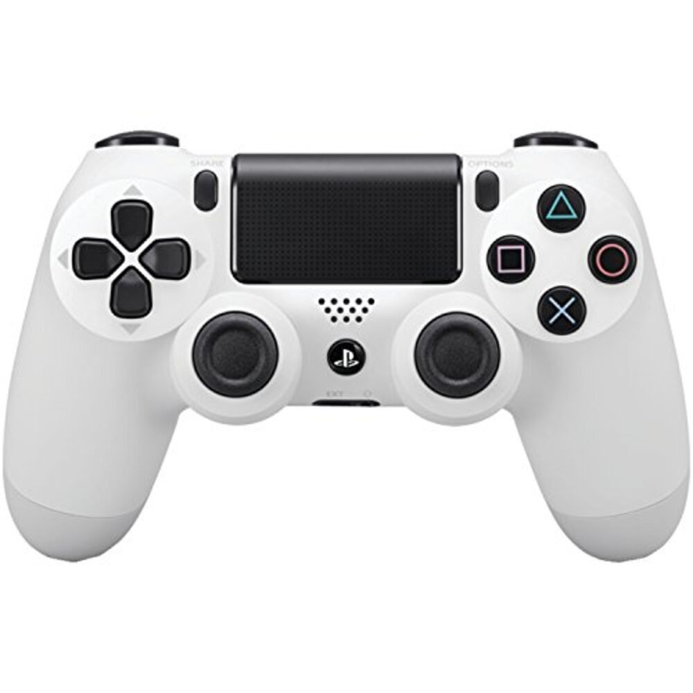 DualShock 4 Wireless Controller for PlayStation 4 - Glacier White | eBay