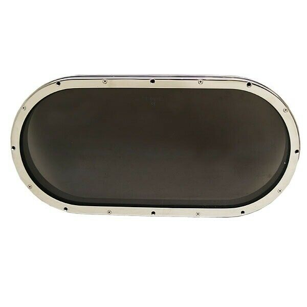 Bomar boat fixed portlight window y3230vfx 1 sa 21 1 2 x for Where can i get my window motor fixed