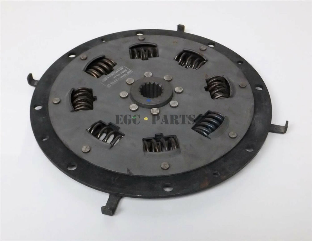 New Holland Ledger Plate : New holland quot tsa series tractor clutch damper plate