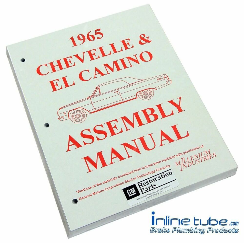 Chevelle Assembly manual