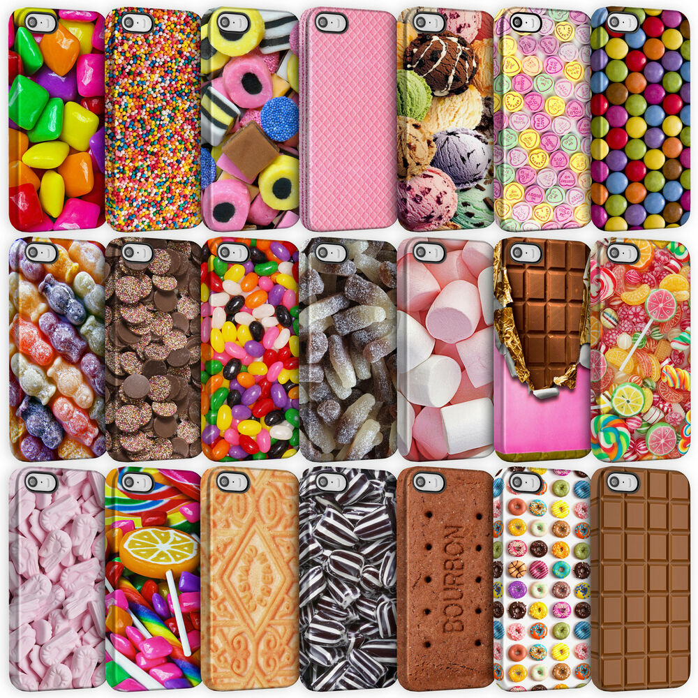 Sweet Shop Collection Phone Cases for the iPhone Range ...