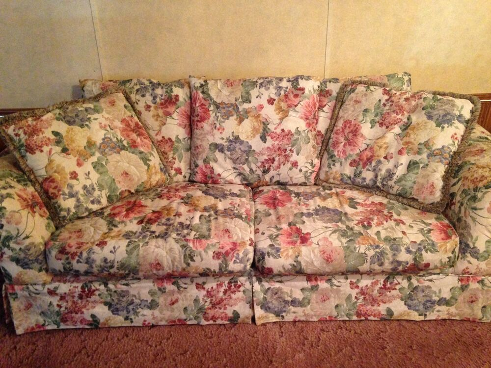 Sealy Couch And Loveseat