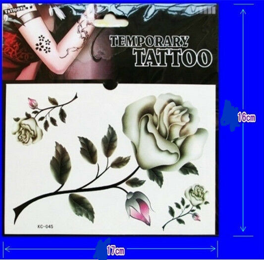 5pcs temporary tattoo sticker cheap custom temporary for Custom temporary tattoos that look real