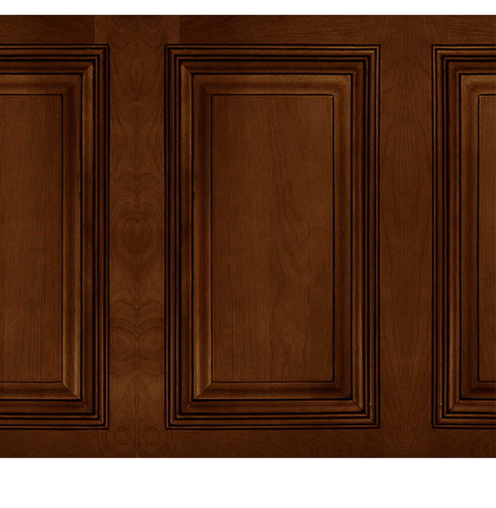 Dolls House Wall Paper Wainscot Panel 1/12th Or 1/24th