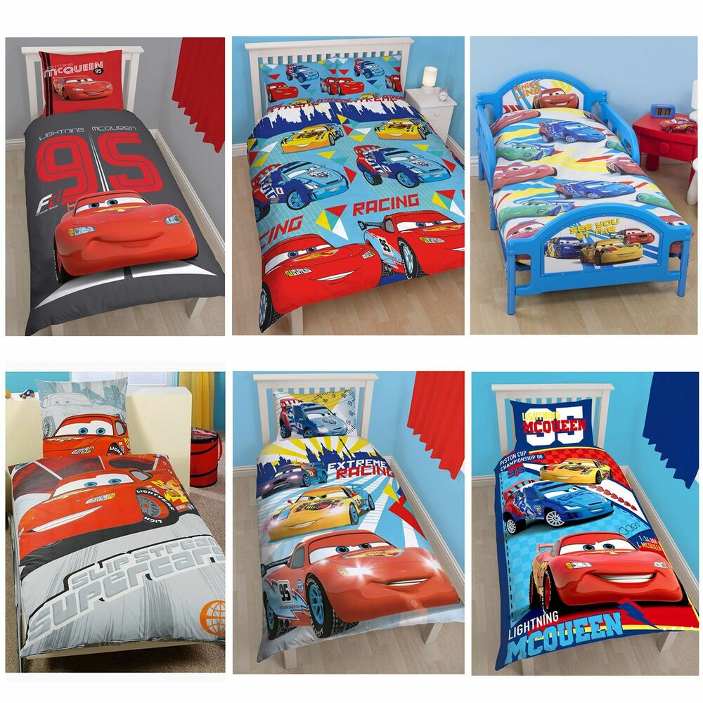 lighting mcqueen bedroom disney cars duvet covers single amp junior bedding 12121