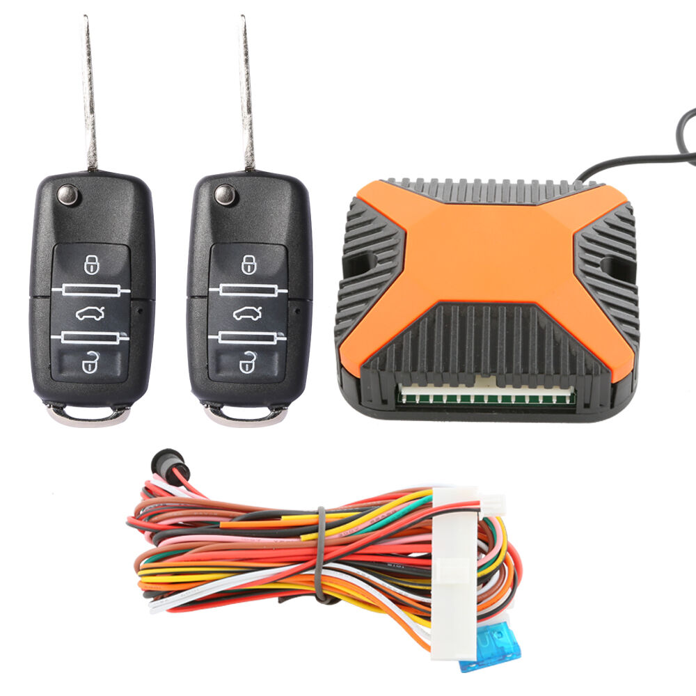 Quality remote car keyless entry kit central door lock