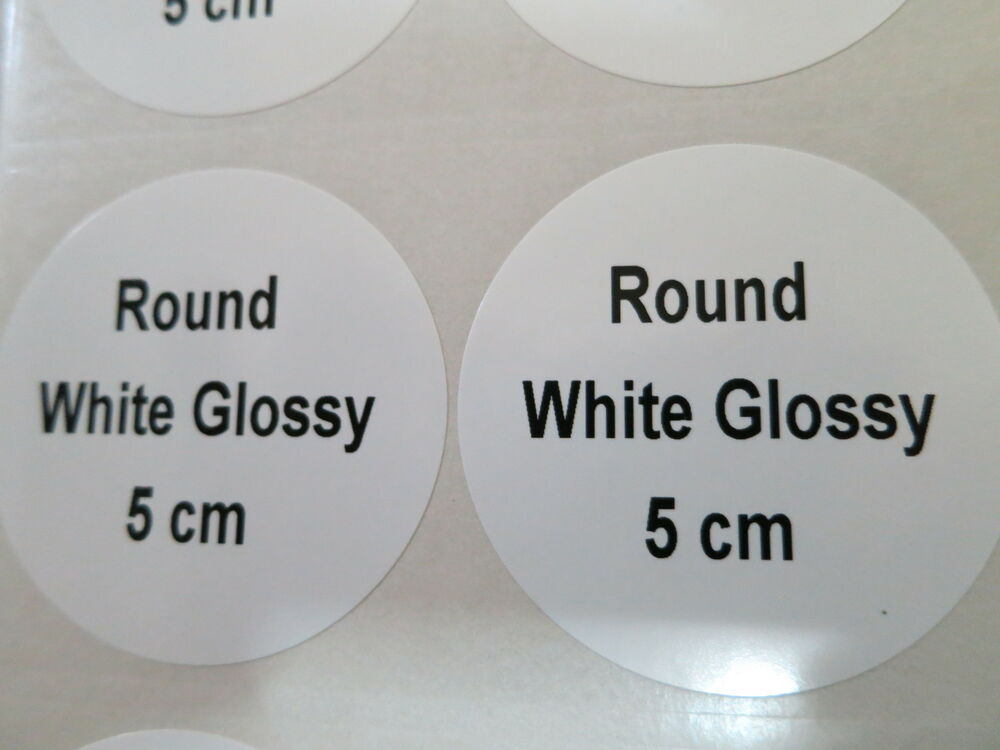 This is a picture of Superb 1 Inch Round Custom Labels