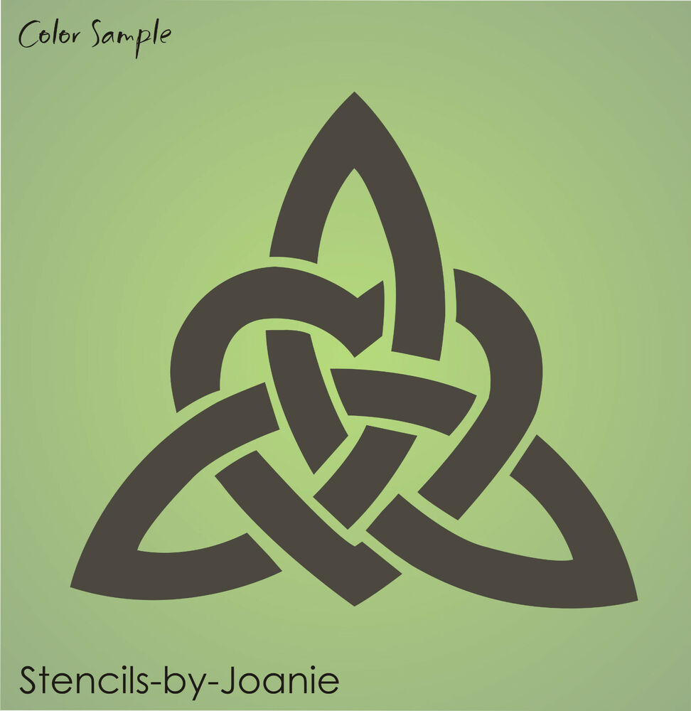 Resource image within printable celtic stencils