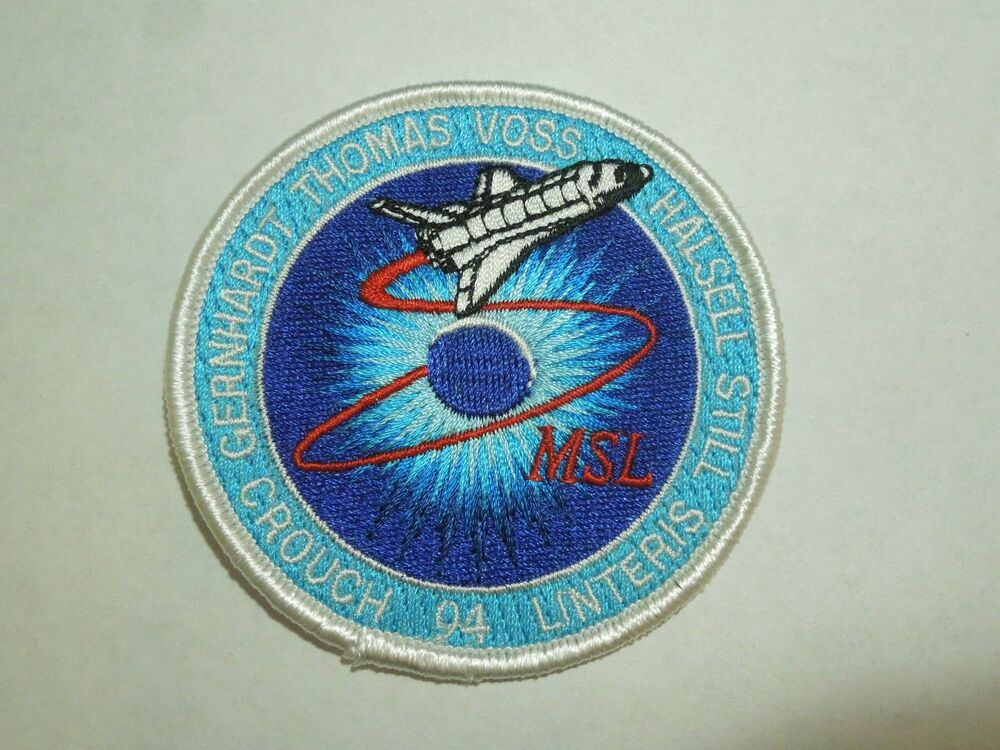 space shuttle columbia mission patch - photo #6