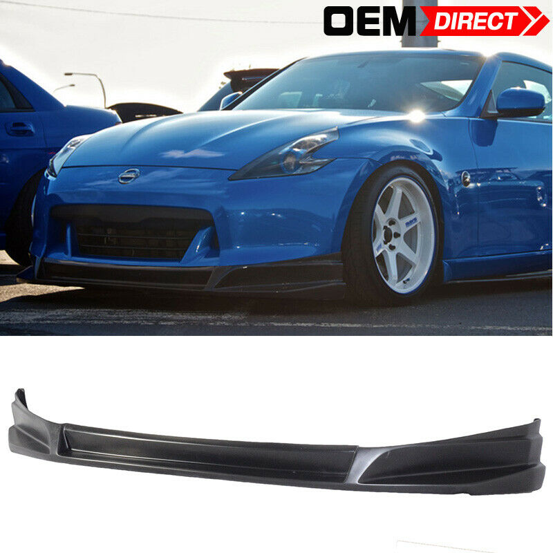 09 12 Fit For Nissan Fairlady Z 370z Sl Style Front Bumper