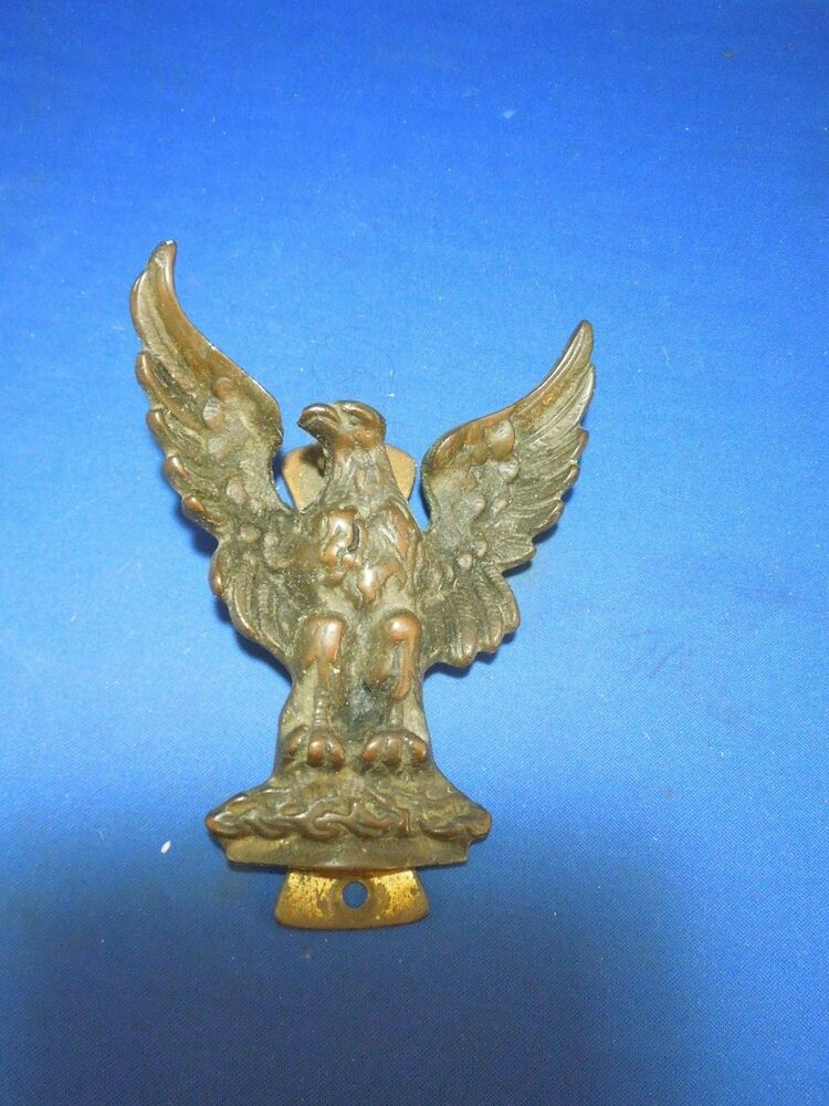 Vintage Cast Iron Metal Eagle Decorative Door Knocker
