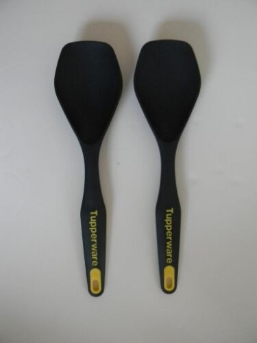Tupperware Serving Spoons Set Of 2 Large 12 Quot Cooking
