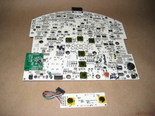 New Roomba 500 Series Pcb Circuit Board 551 550 530 561 560 555 595