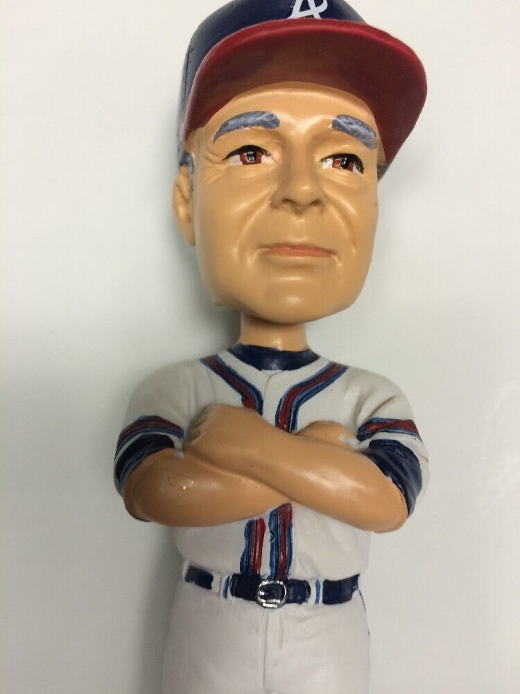 Details about  Atlanta Braves 2014 Hall of Fame Bobby Cox SGA Bobblehead MINT new in box