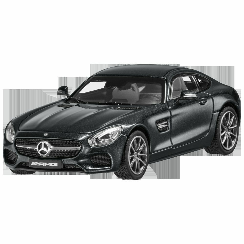 mercedes benz c 190 amg gt s coupe magnetitschwarz 1 43. Black Bedroom Furniture Sets. Home Design Ideas