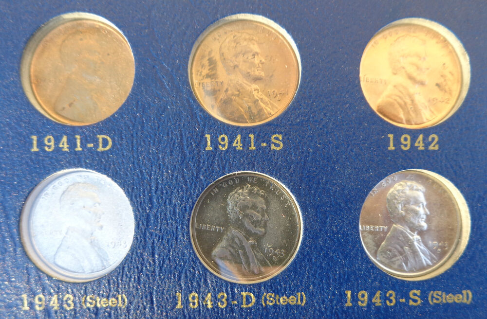 1941 Lincoln Penny Values – Wonderful Image Gallery