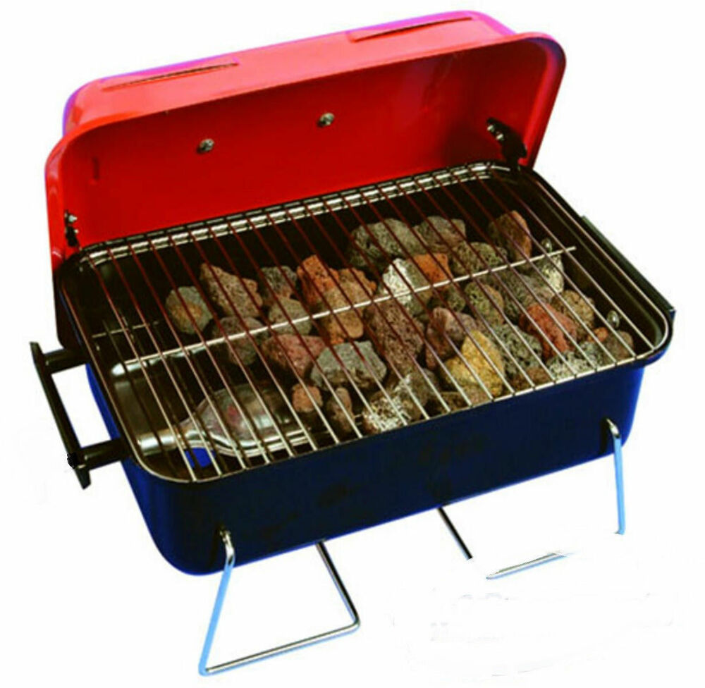 table top portable gas barbeque barbecue bbq cooker stove grill ebay. Black Bedroom Furniture Sets. Home Design Ideas