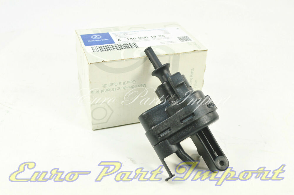 Mercedes benz vacuum element door lock actuator germany oe for Door lock germany