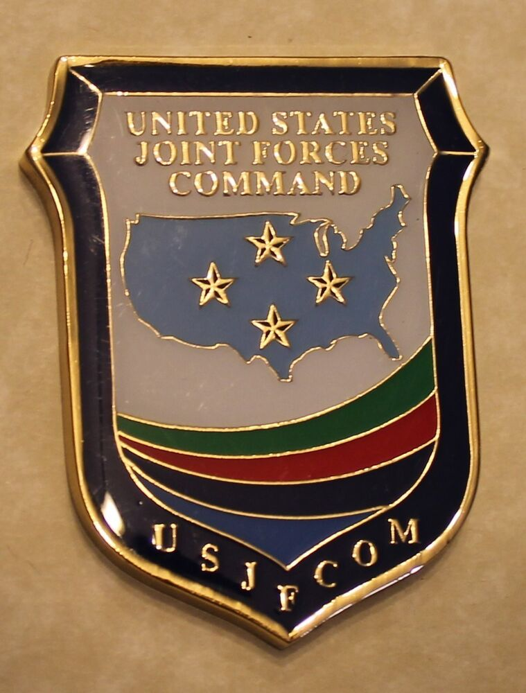 United States Joint Forces Command Sergeant Major