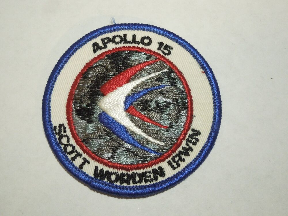 astronaut apollo patches - photo #17