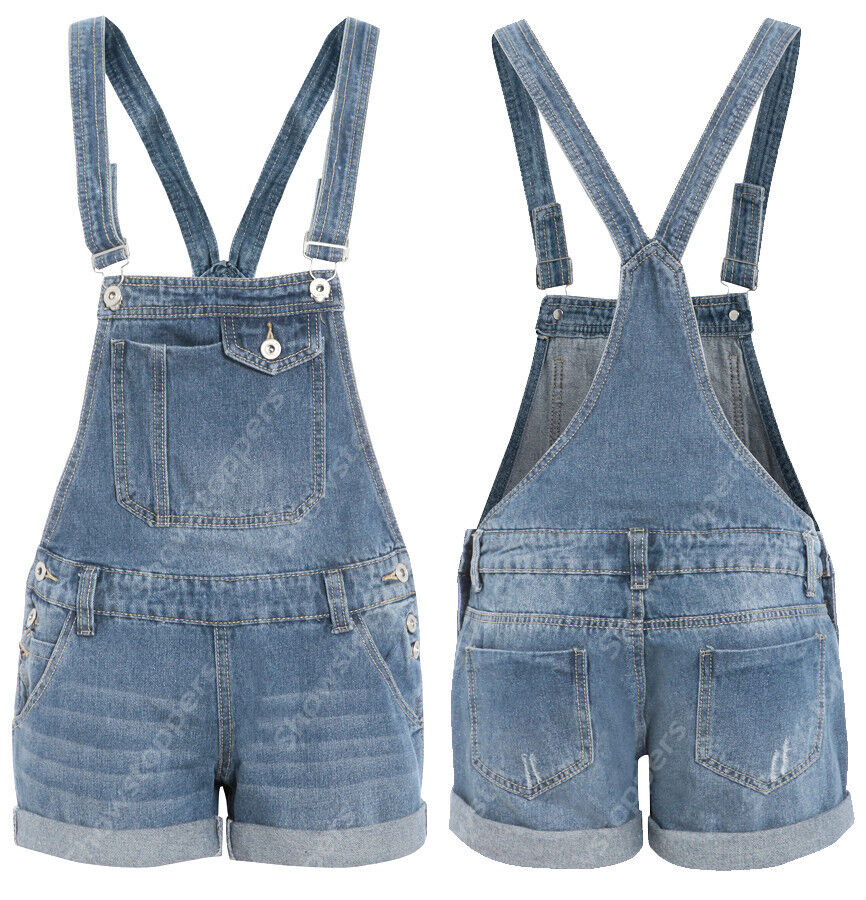 Dungarees clothing store