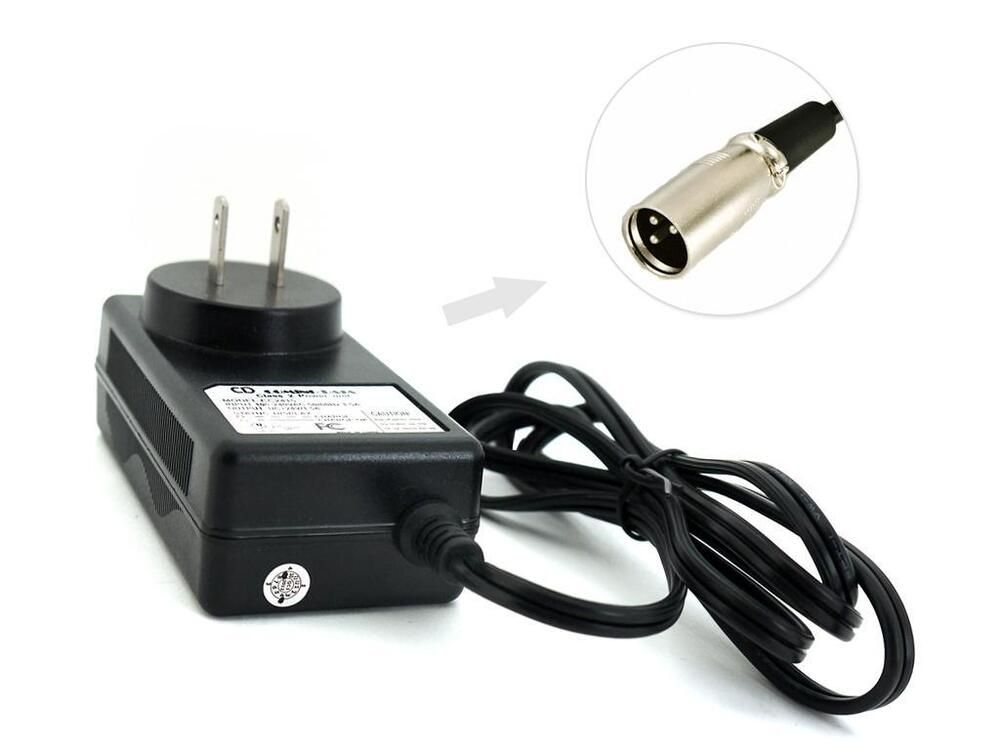24v electric scooter battery charger cord schwinn s350 s500 electric scooter ebay. Black Bedroom Furniture Sets. Home Design Ideas