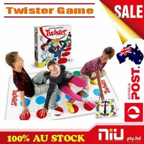 Twister is a sex game
