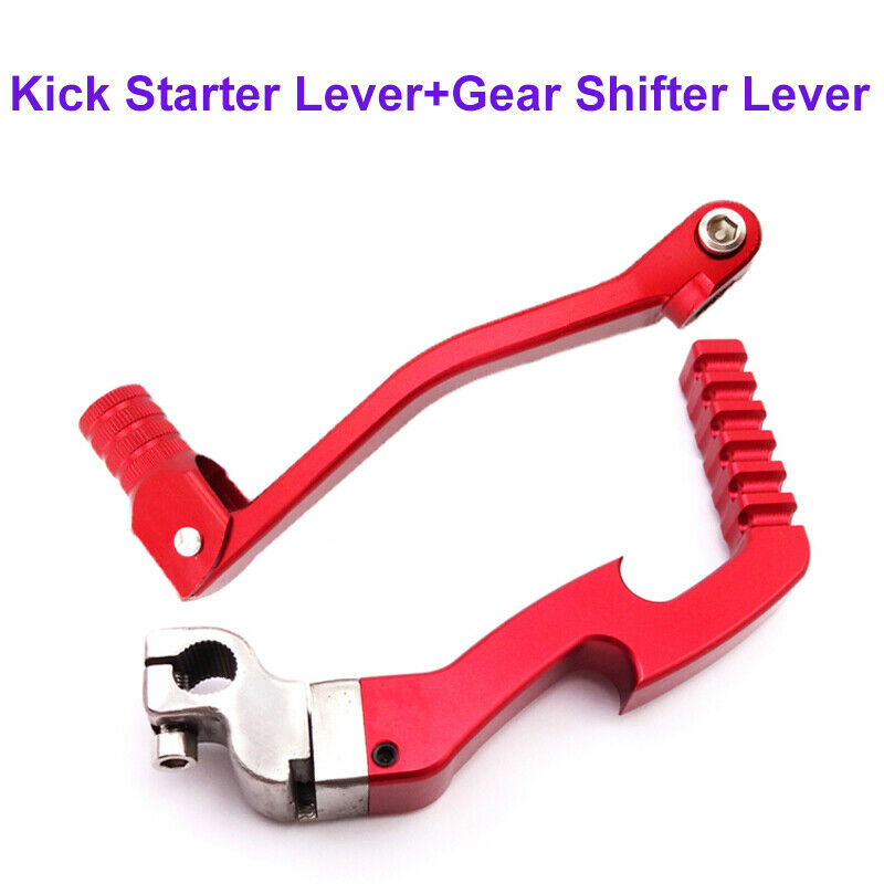 Gear Shifter Kick Starter Lever Fit Chinese 50 110 125cc