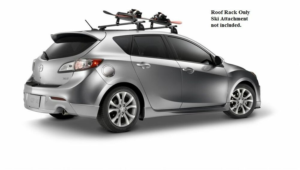 Amazing Mazda 3 Removable Roof Rack (5 Door) 2010 2011 2012 2013 0000 8L L07 | EBay
