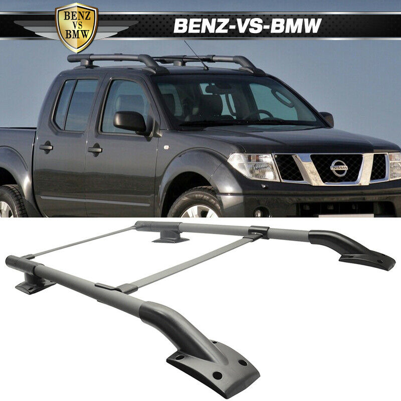 Fit For 05 17 Nissan Frontier 4door 4dr Oe Roof Racks Side