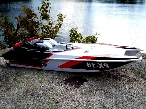 New High Speed Boat Mini Racing RC Super Model Motor ...