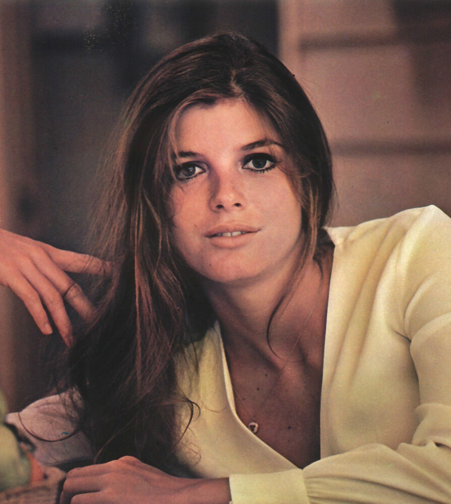 KATHARINE ROSS BUTCH CASSIDY GIRL GREAT PHOTO