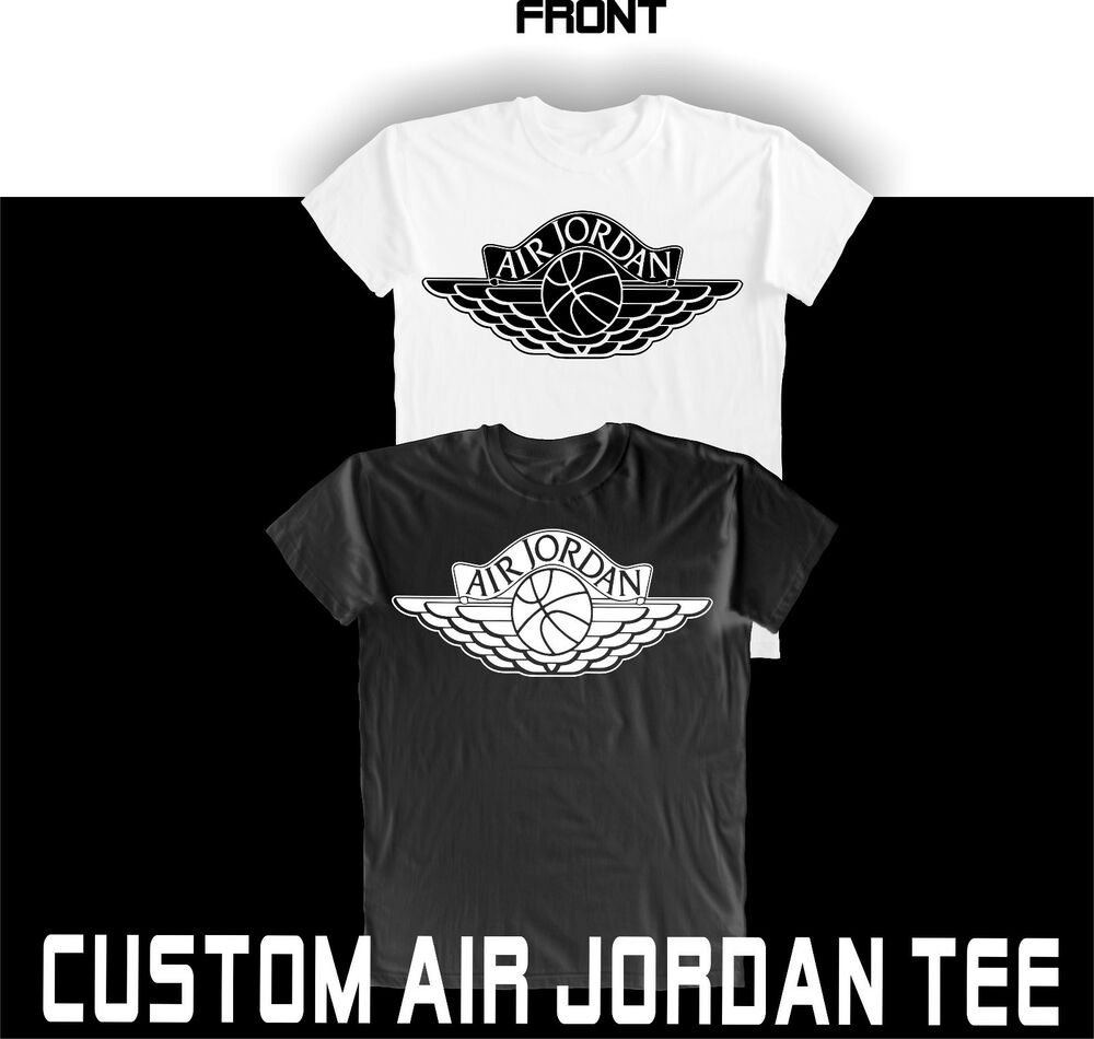 3b240f4cfd68a8 Black And White Jordan T Shirt – EDGE Engineering and Consulting Limited
