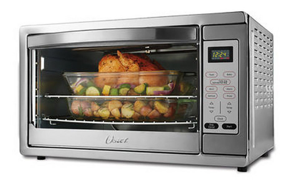 Oster Extra Large Digital Toaster Oven Convection Bake