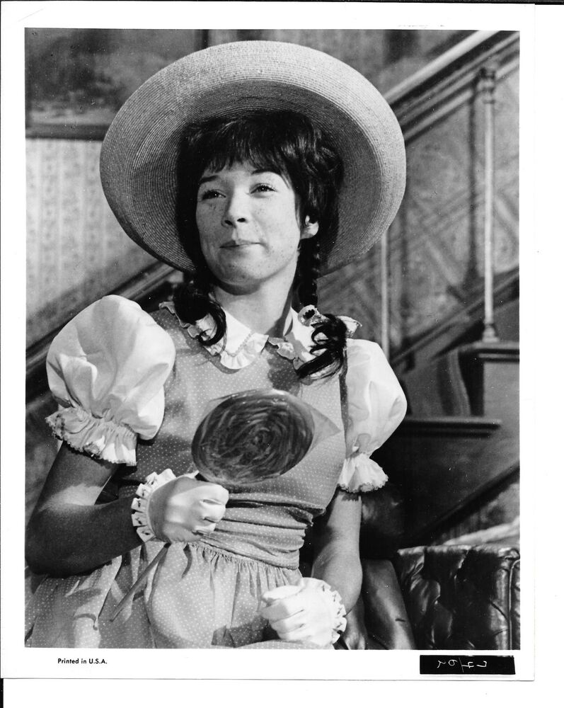 """Shirley MacLaine as little girl """"What A Way To Go"""" 1964 ... Shirley Maclaine What A Way To Go Images"""