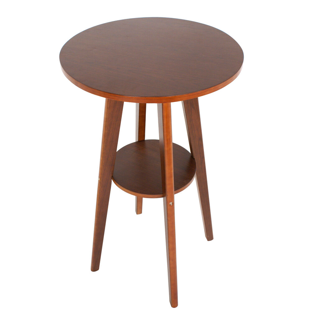 Small tall table high top kitchen breakfast dining pub for Breakfast table