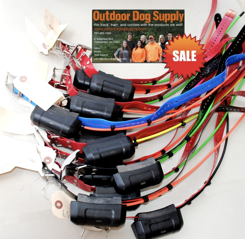 Used Dog Tracking Collars For Sale