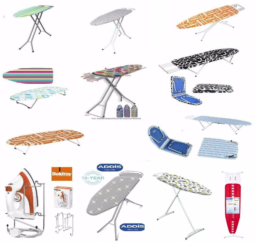 steel ironing boards large with legs table top