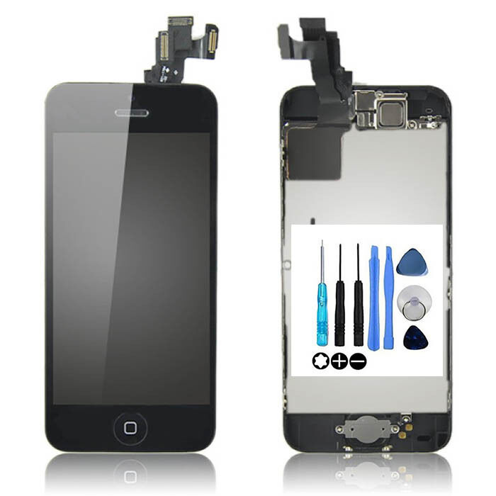 black screen on iphone 5c for iphone 5c lcd digitizer assembly screen replacement 1147