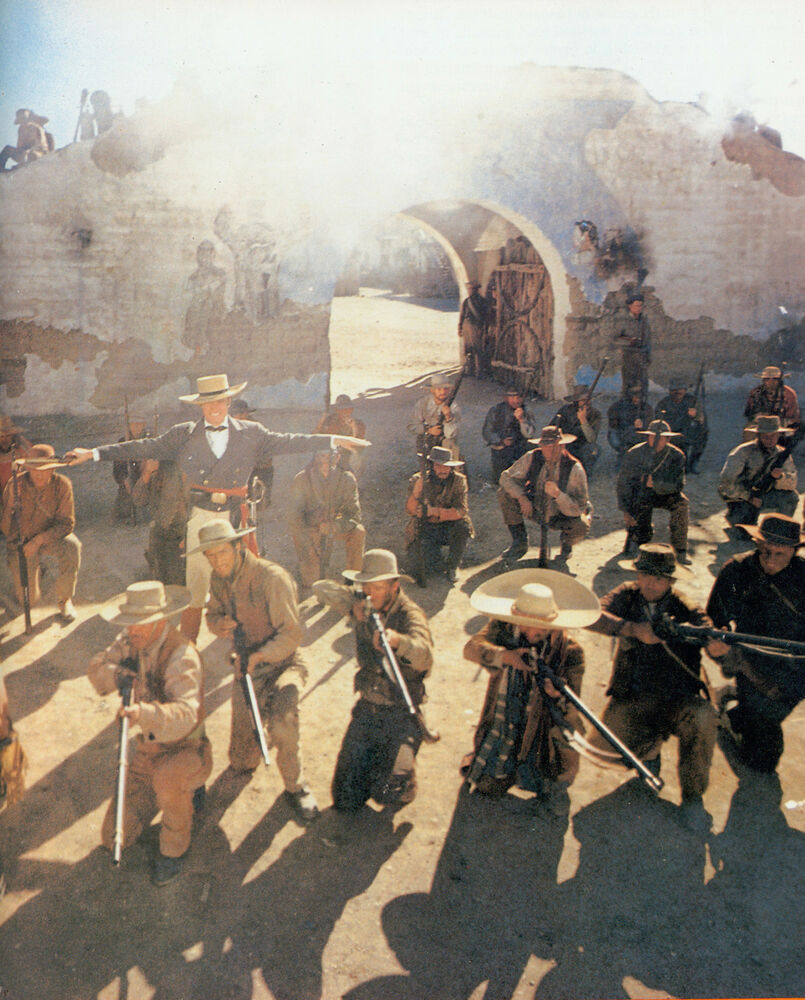 hollywood vs history the alamo Hollywood vs history: the alamo the alamo was one of the most astounding and critical battles of our country its men were ruthless in their bravery and love of their country.