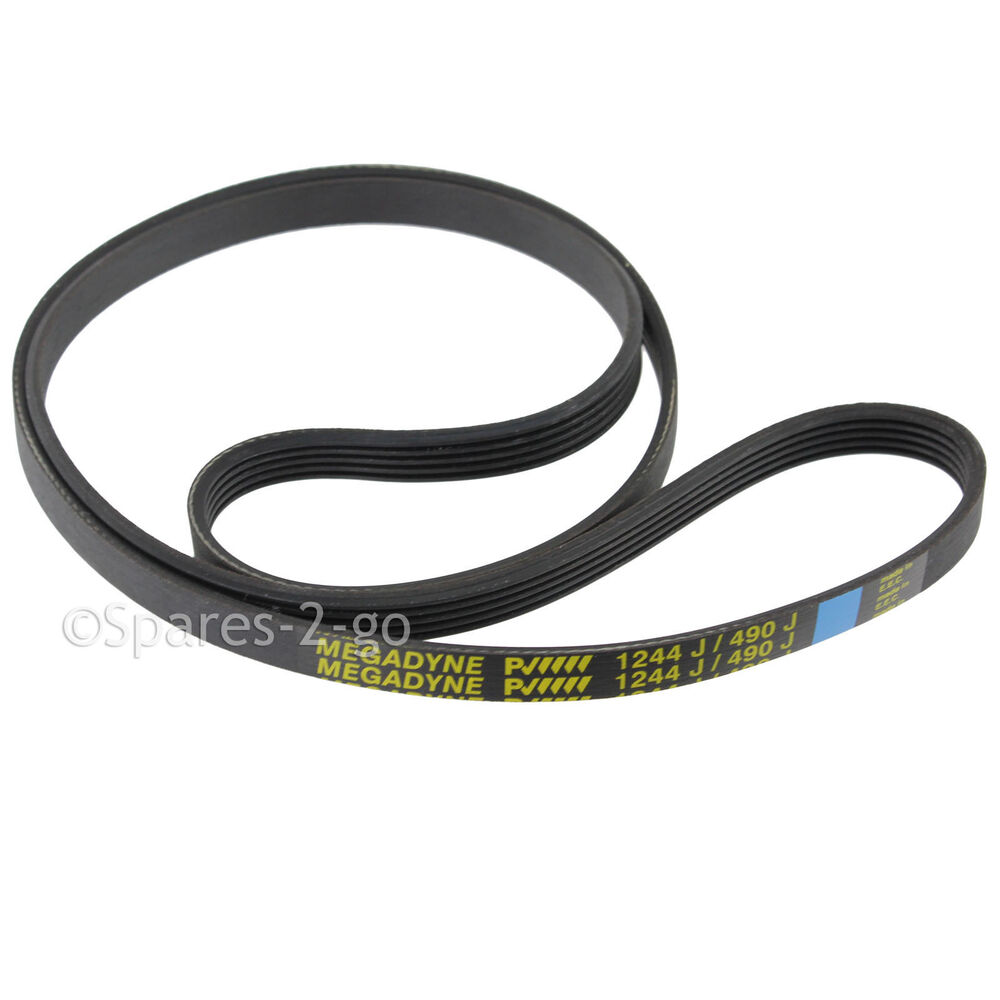 washing machine drive belt replacement