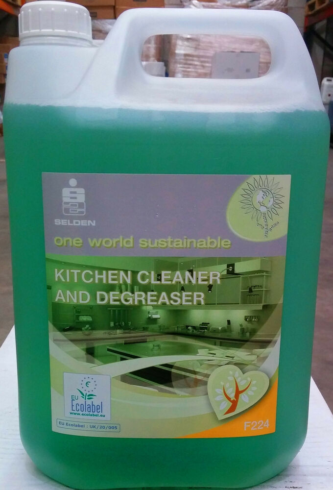 Selden Eco Friendly Kitchen Cleaner And Degreaser Ebay