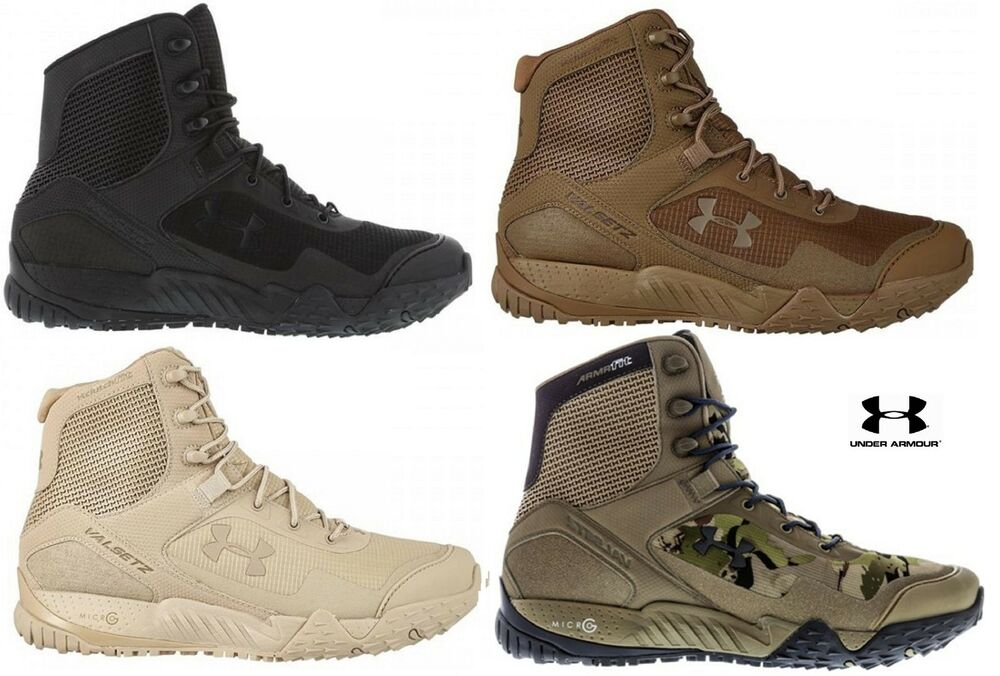Under Armour Valsetz Rts Tactical Boot Men S Ua All