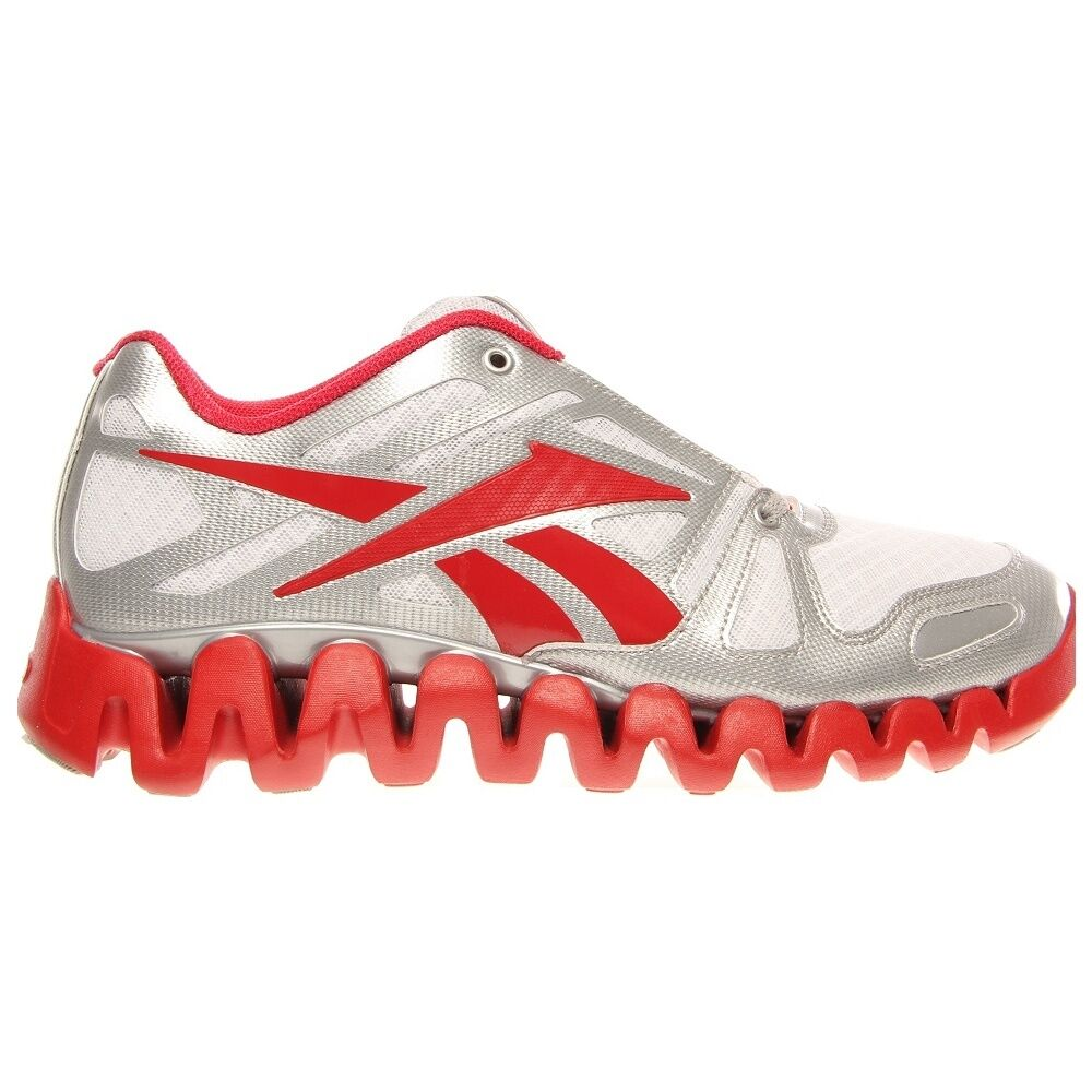 NEW REEBOK ZIGTECH ZIG DYNAMIC Running MENS Red White . 2708fb7d3