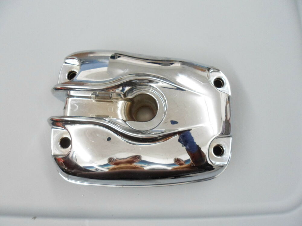 Motorcycle Cylinder Head : Bmw motorcycle chrome cylinder head cover